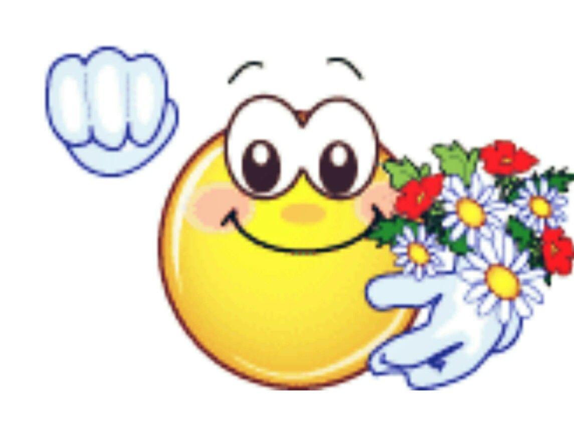 Smiley danke Auf Wiedersehen