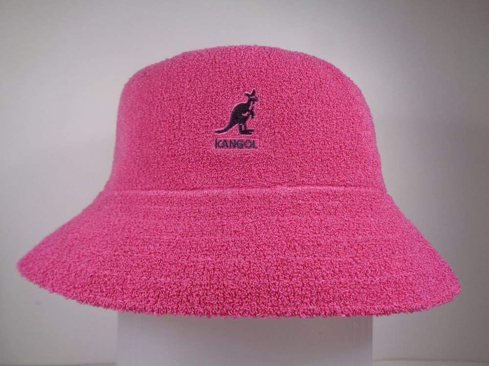 Kangol Bucket Hat Pink Medium 1877BCHW  Kangol  Bucket 3d19772ffc1