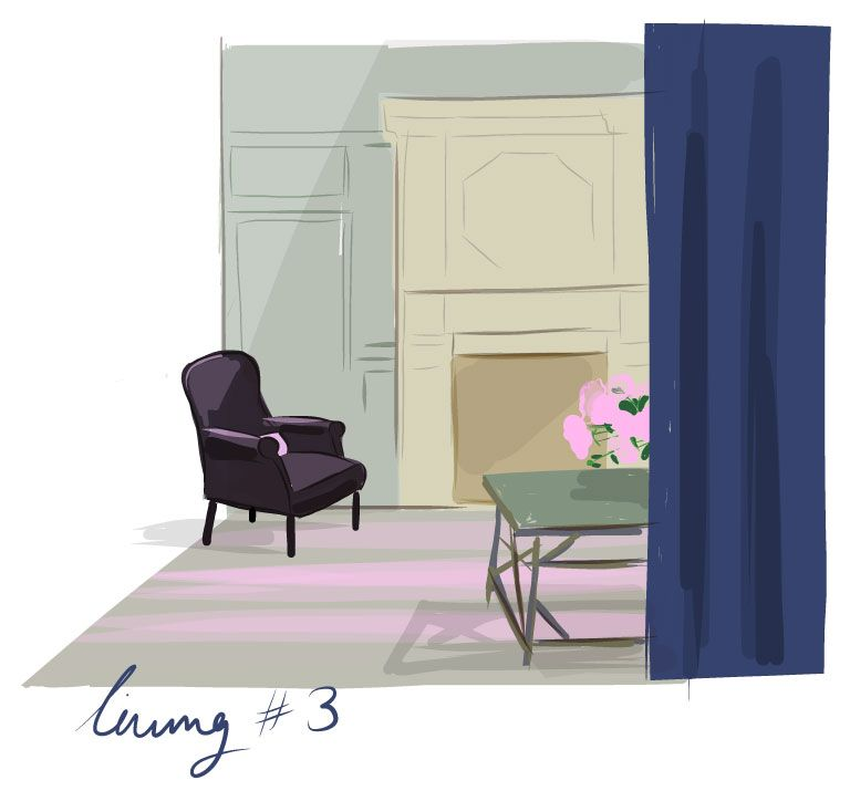 Country living room #3/ VIC
