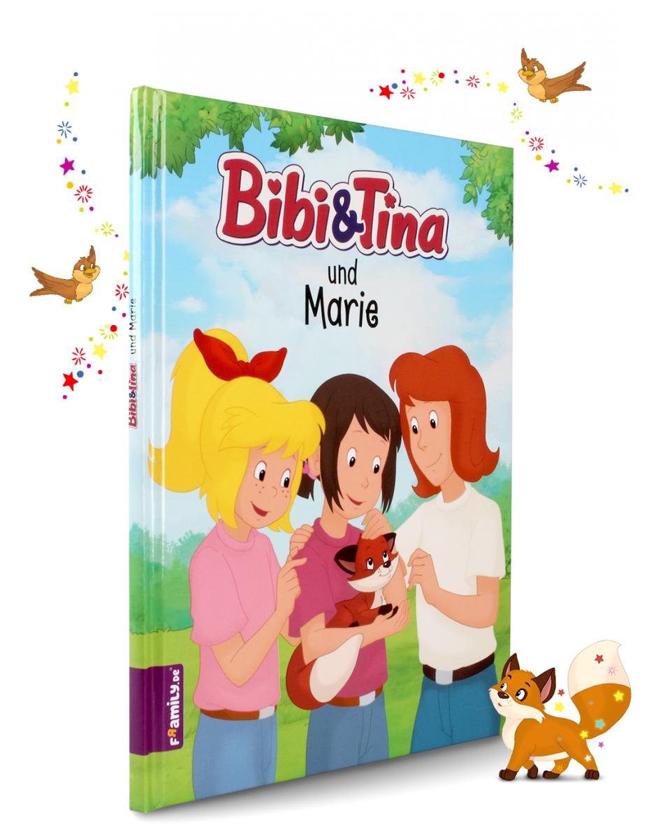 Personalisiertes Kinderbuch Bibi Und Tina Personalisierte Geschenke Kinder Selbstgemachte Geschenke Kinder Personalisierte Kinderbucher