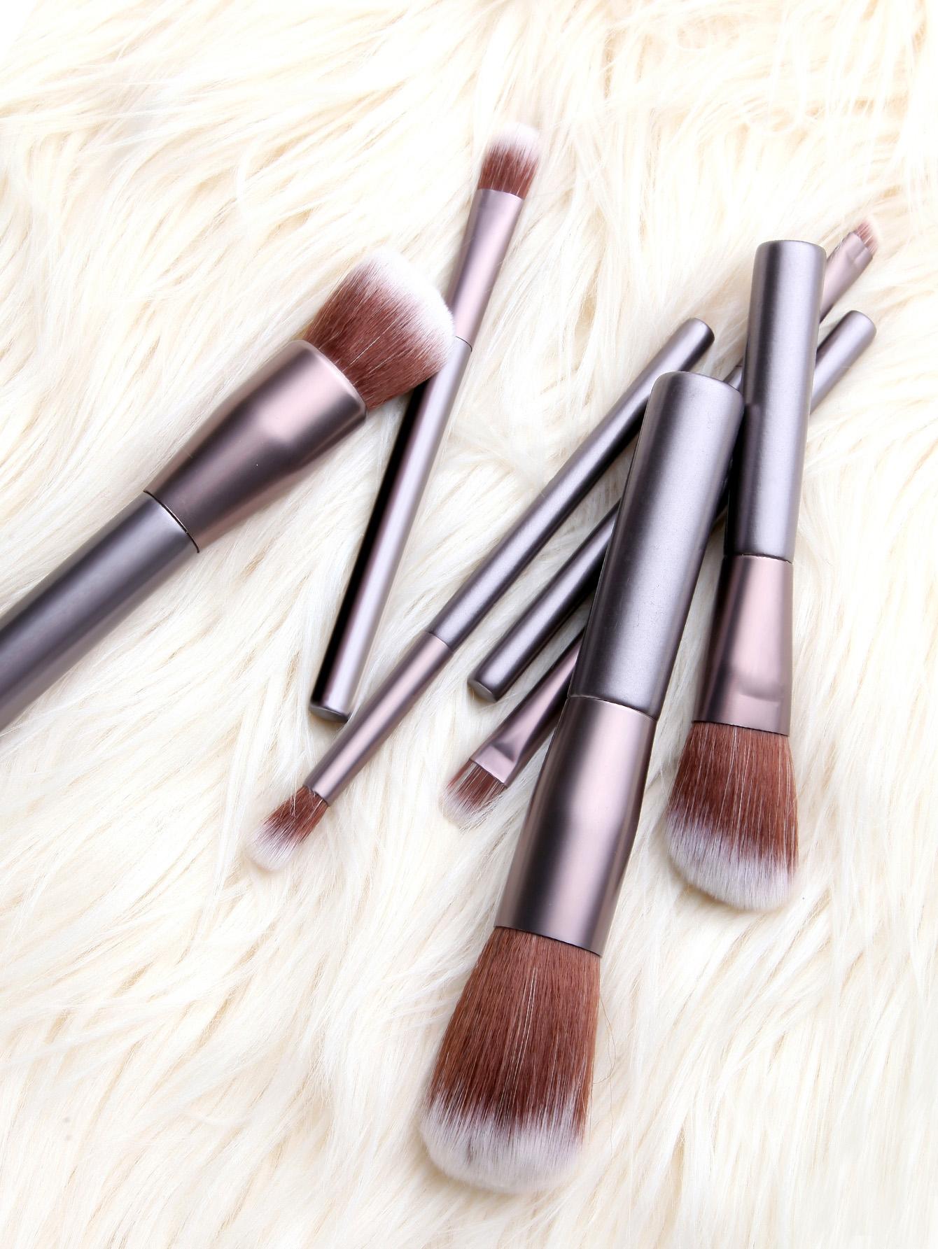 11$  Buy now - http://did13.justgood.pw/go.php?t=16812 - Metallic Professional Makeup Brush Set 7PCS 11$