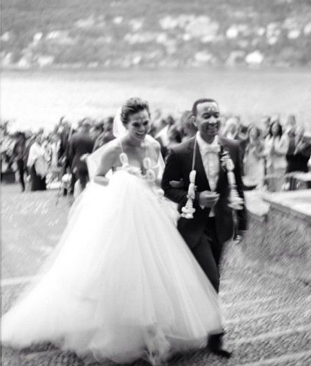 Chrissy Teigen John Legend Onze Favoriete Bruidskoppels Wedding Fashion Chrissy Teigen Wedding Dress Chrissy Teigen Wedding Chrissy Teigen John Legend
