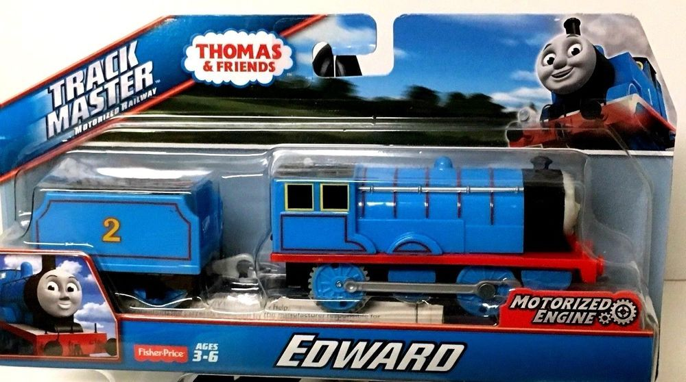 THOMAS AND FRIENDS TRACKMASTER MOTORISED PERCY STANLEY HAROLD