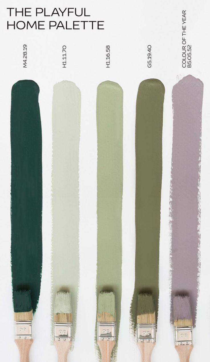 Harmonie Des Couleurs Dans Une Maison Épinglé par camille sur couleur | peinture interieur maison