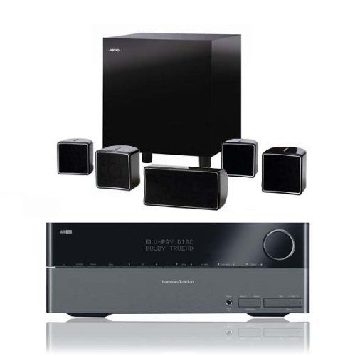 harman kardon 7 1 home theater system. harman kardon avr 2600 7.1 channel home theater receiver with jamo 5.1 cinema speaker system 7 1