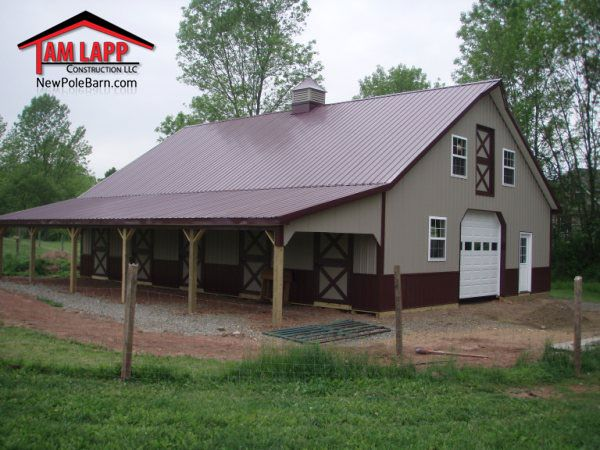 Interesting Images About Garage Ideas Pole Barn With House