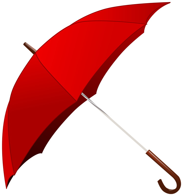 Zimmerwand clipart  Red Umbrella Clipart | Weather Storms Science Umbrella Theme ...
