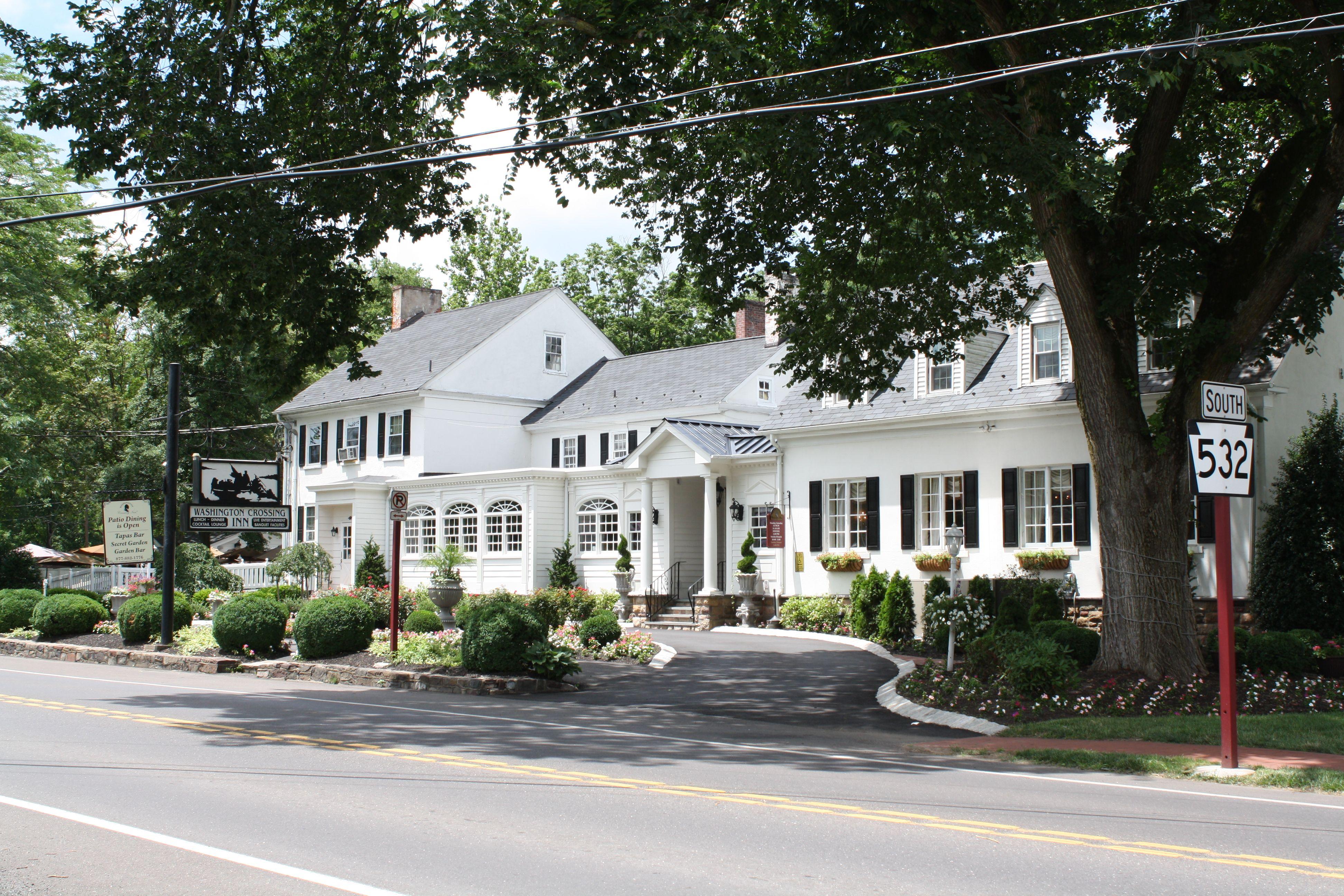 Washington Crossing Inn House Styles