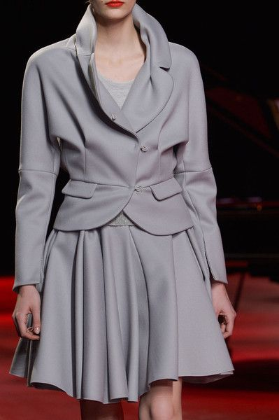 Nina Ricci Fall 2013 - Details