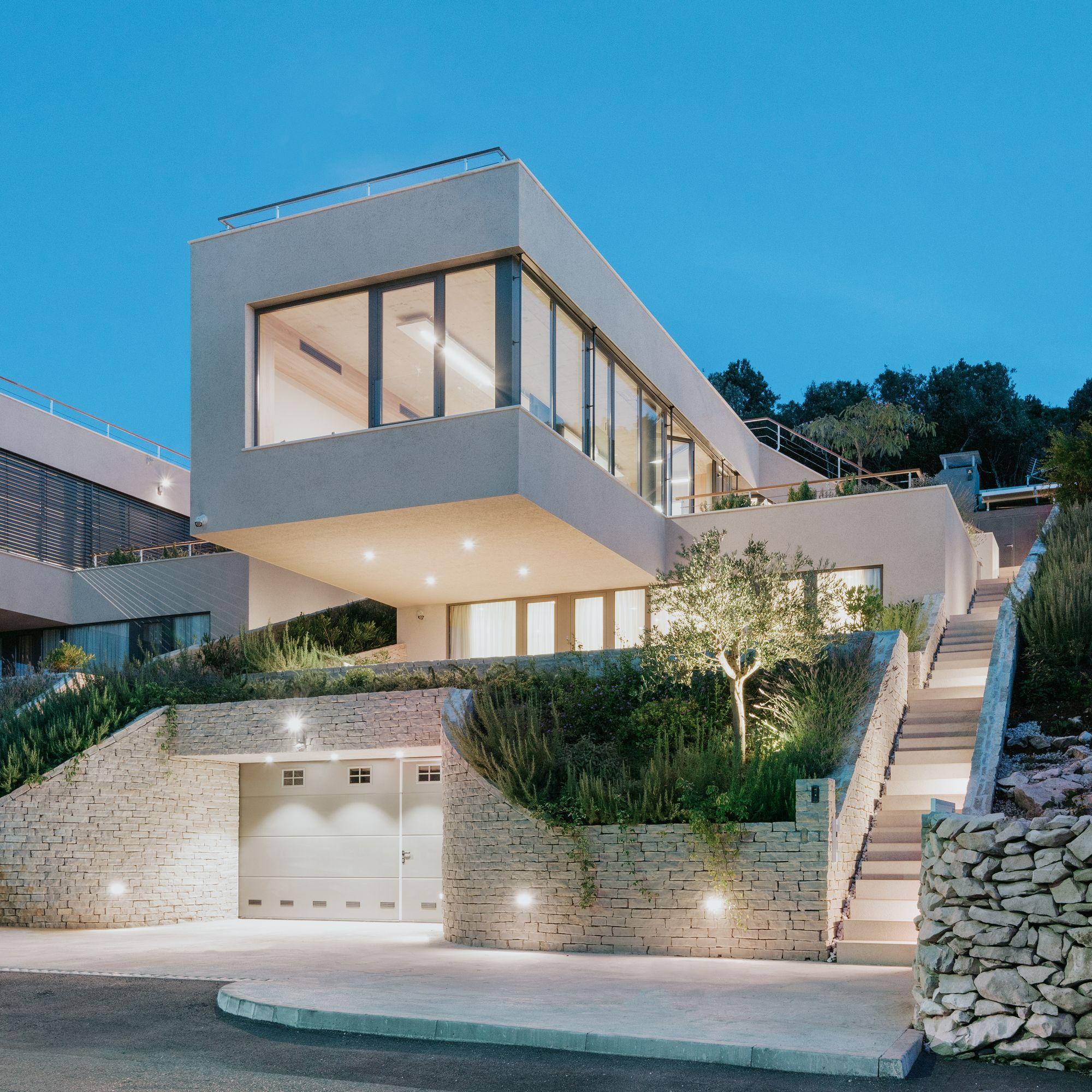 Gallery Of Tinel Vacation Houses Sodaarhitekti 26 In 2020 Dream House Exterior House Exterior House Architecture Design