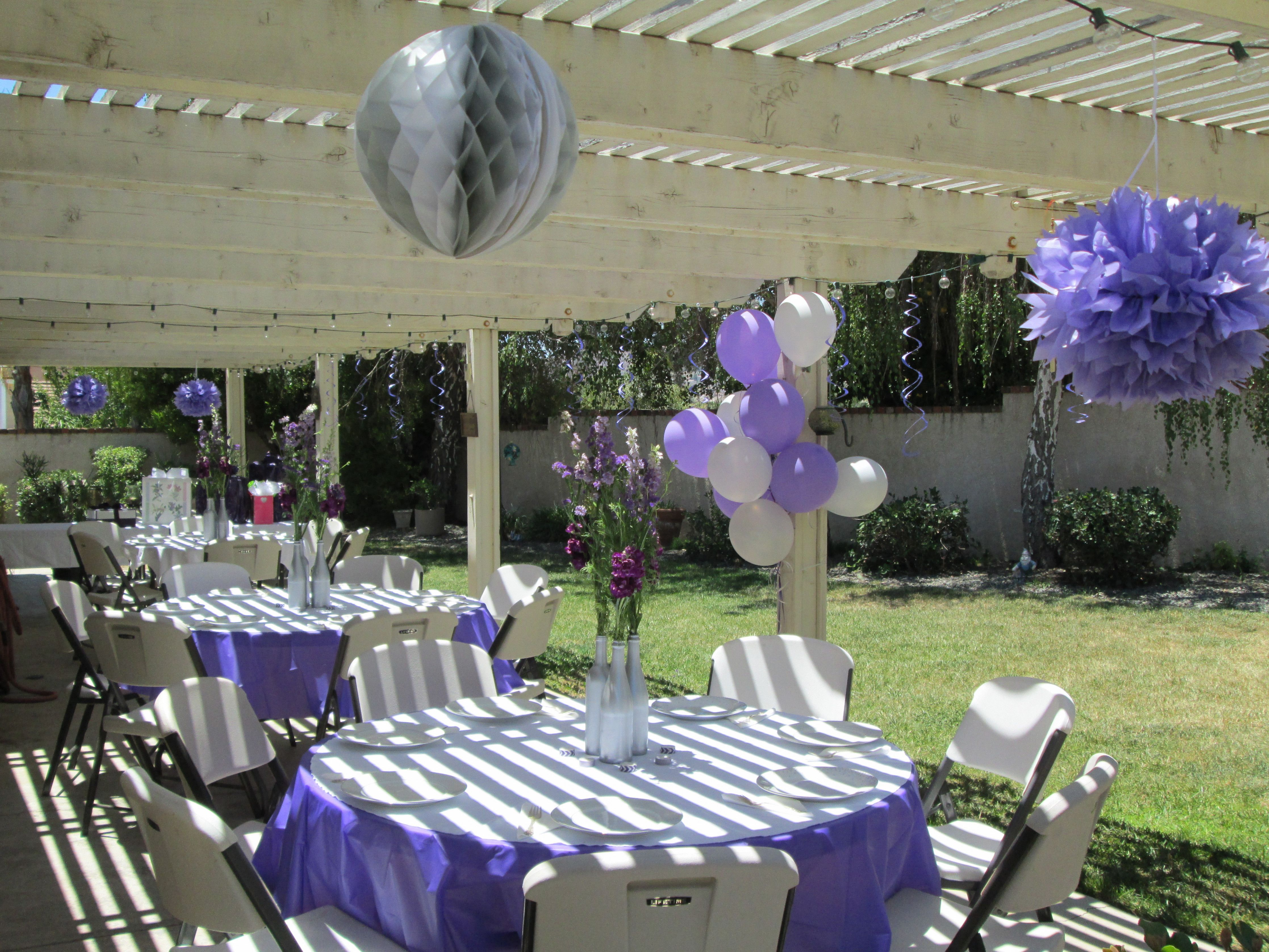 Wedding decoration ideas purple  cutest baby shower outfits Baby Gift And Shower Decoration Ideas