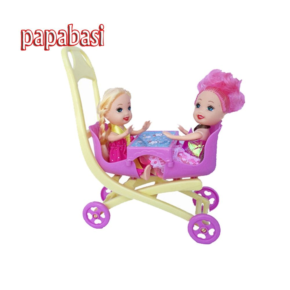 Papabasi 1pcs Stroller Double Pram Accessories For 3.5