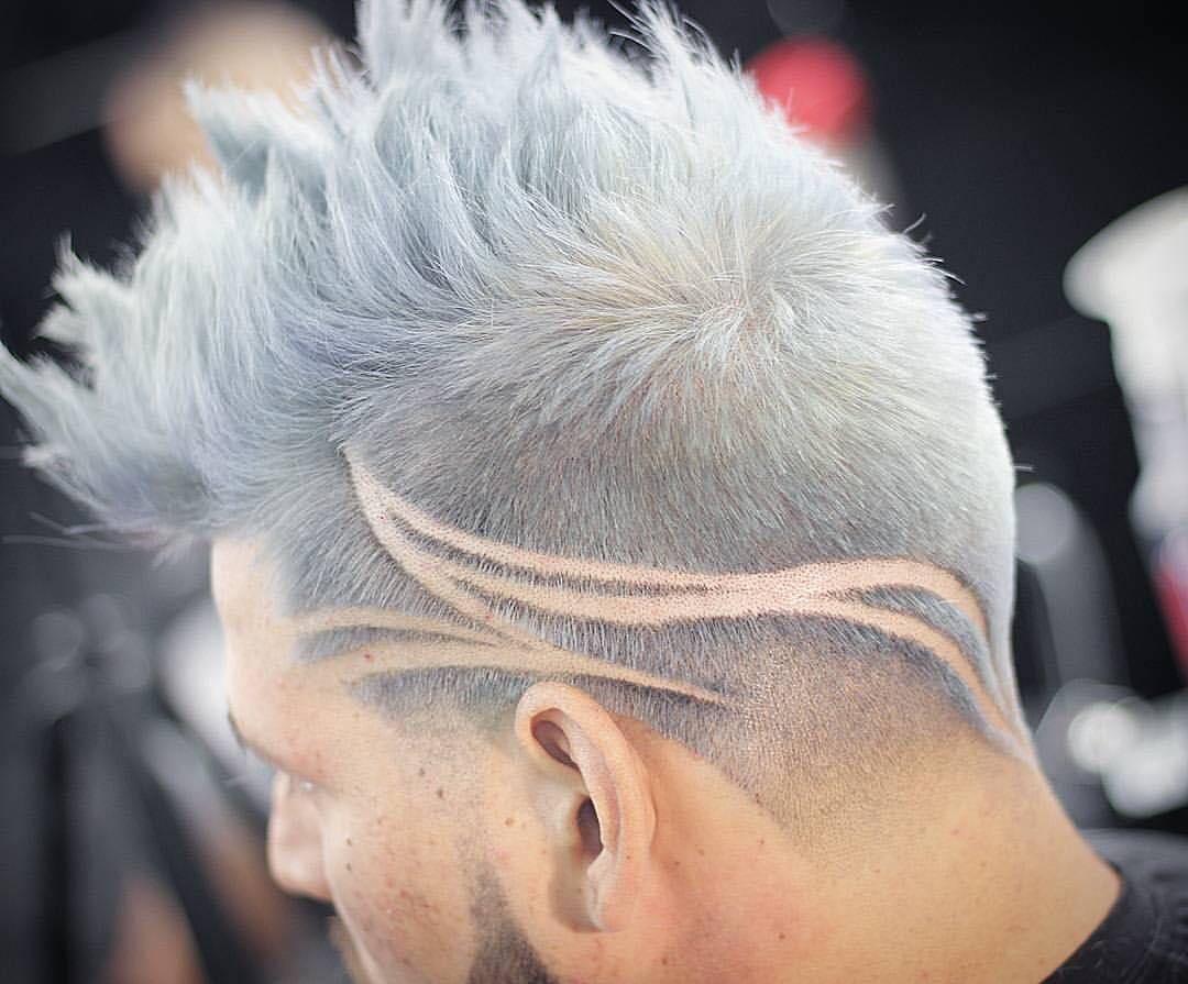 Tattoo haircuts hair tattoos pinterest haircuts tattoo and