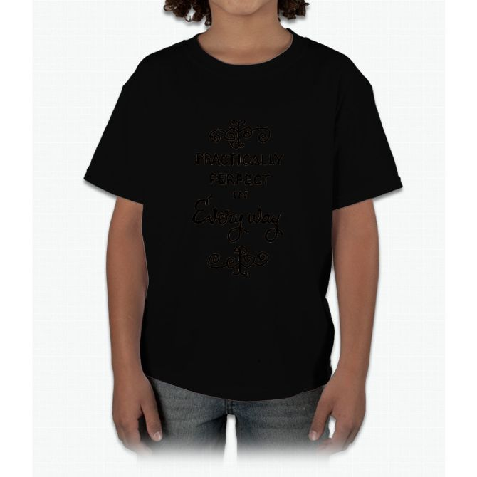 practically perfect Young T-Shirt