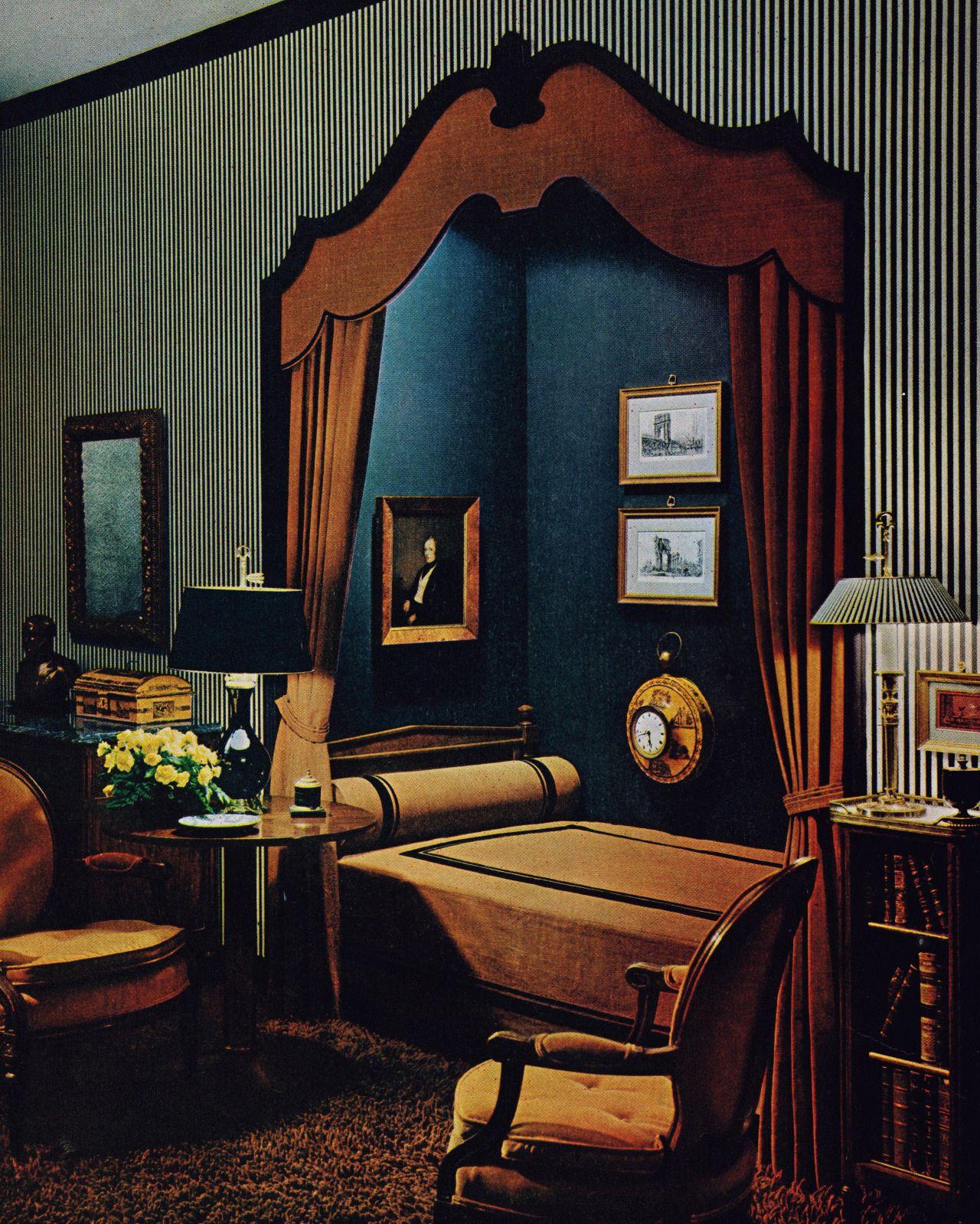 Alcove Bedroom Ideas: Bedroom Alcove Design, 1963