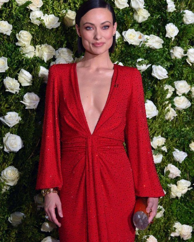 Olivia Wilde  2017 Tony Awards in New York City  #wwceleb #oliviawilde