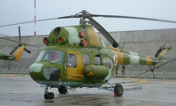 Ми - 2 | Вертолеты, Самолет и Авиация