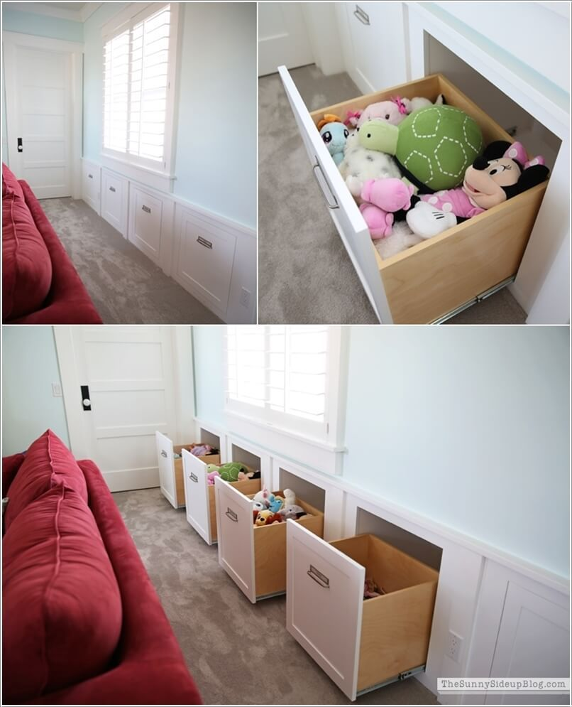 12 Clever Hidden Storage Ideas for Your Home  Storage, Hidden