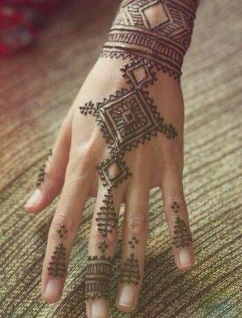 Tribal Henna Henna Tattoos Pinterest Henna Henna Designs Und