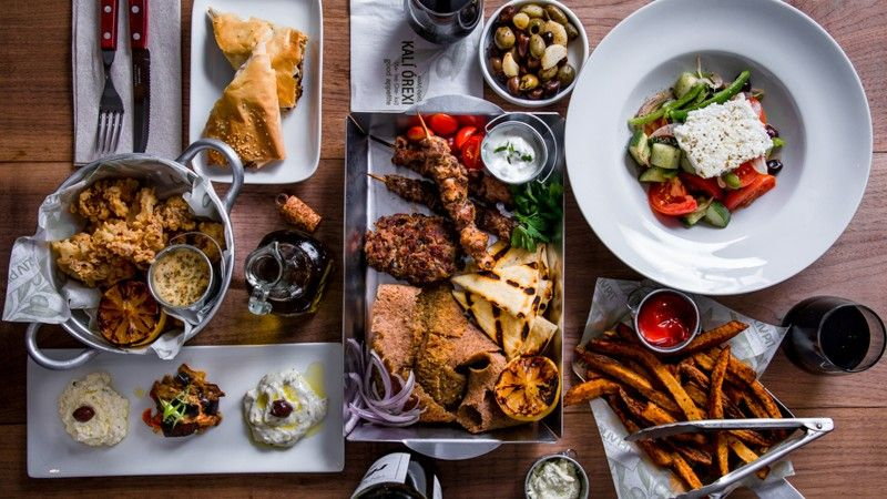 Find Out What Is Unique About The New Greek Restaurant Oliv Pit In Boca Raton