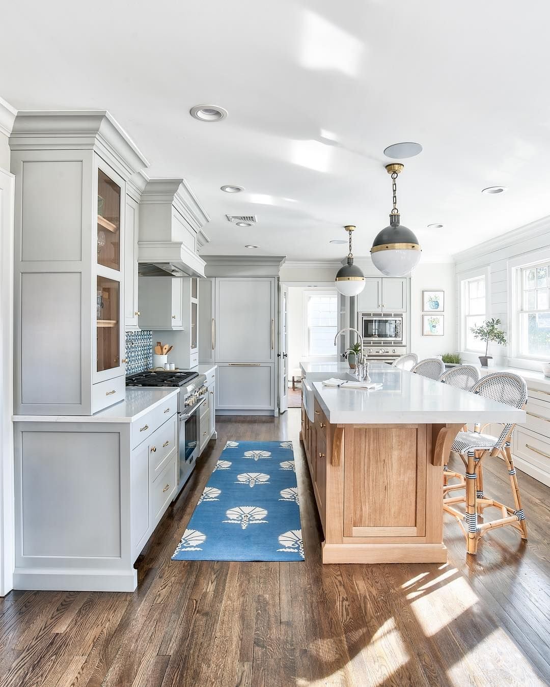 one of my favorite details is taking kitchen cabinets down to the counters adds such a custom on r kitchen cabinets id=25599