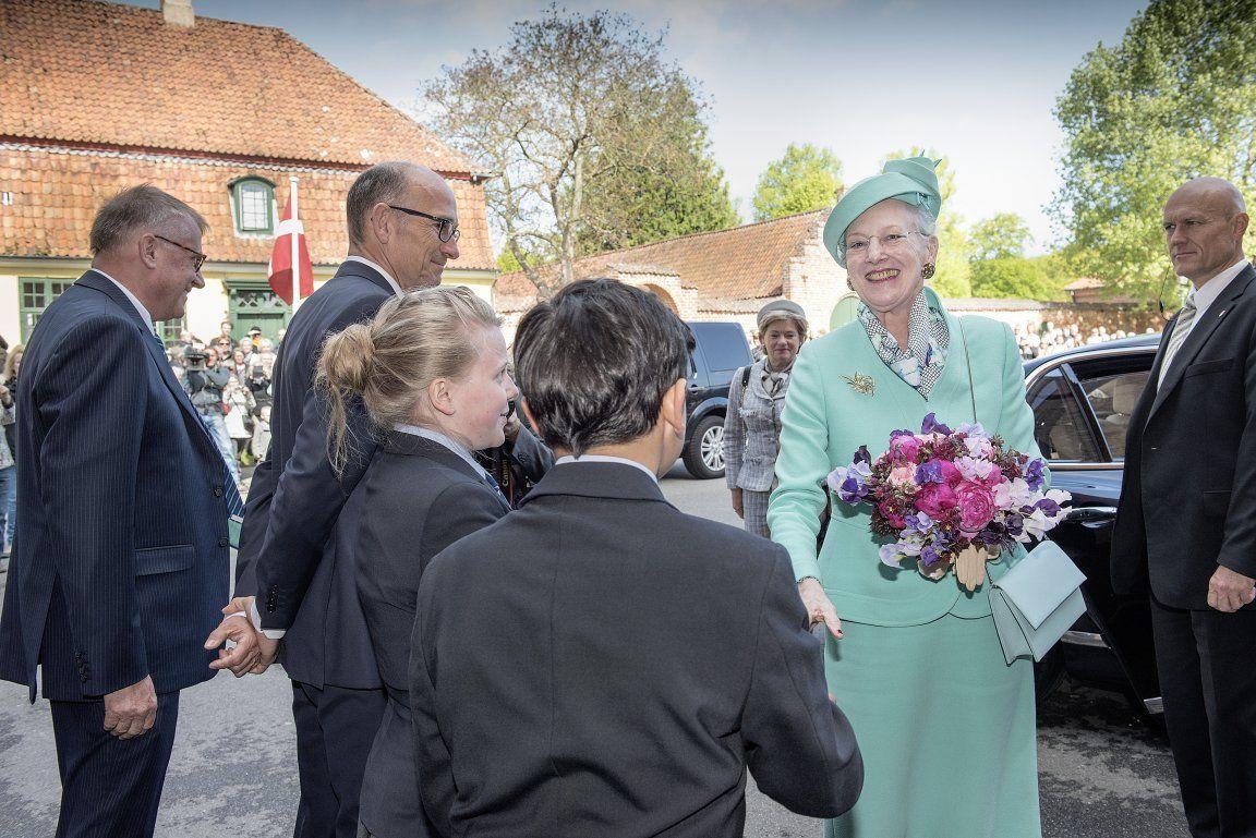 Dronningen Margarethe