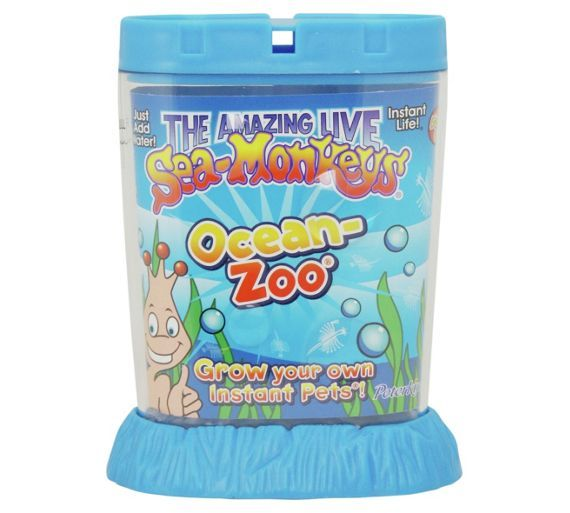 Buy Sea Monkeys Ocean View At Argos Co Uk Your Online Shop For Arts Crafts And Creative Toys Creative And Science Sea Monkeys Science Toys Childrens Gifts