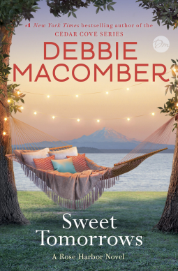 8/2/2016  SWEET TOMORROWS  Debbut Macomber --The much-anticipated conclusion to Debbie Macomber's beloved Rose Harbor series, set in the picturesque town of Cedar Cove, Sweet Tomorrows is a vibrant and poignant novel of letting go of fear, following your heart, and embracing the future—come what may.   Nine months ago, Mark Taylor abruptly left Cedar Cove on a perilous mission to right a wrong from his past. Though Mark finally