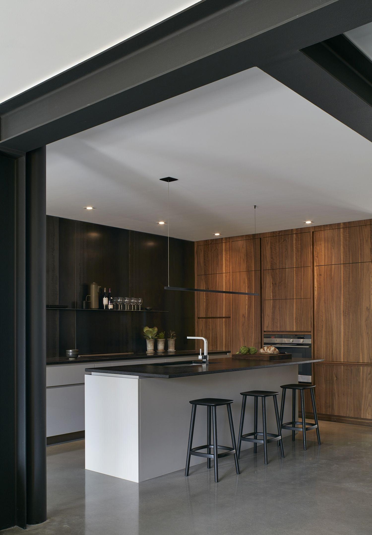 Lafontaine g metal black frame pinterest kitchens