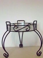 Wire pot stand....I will achieve this!
