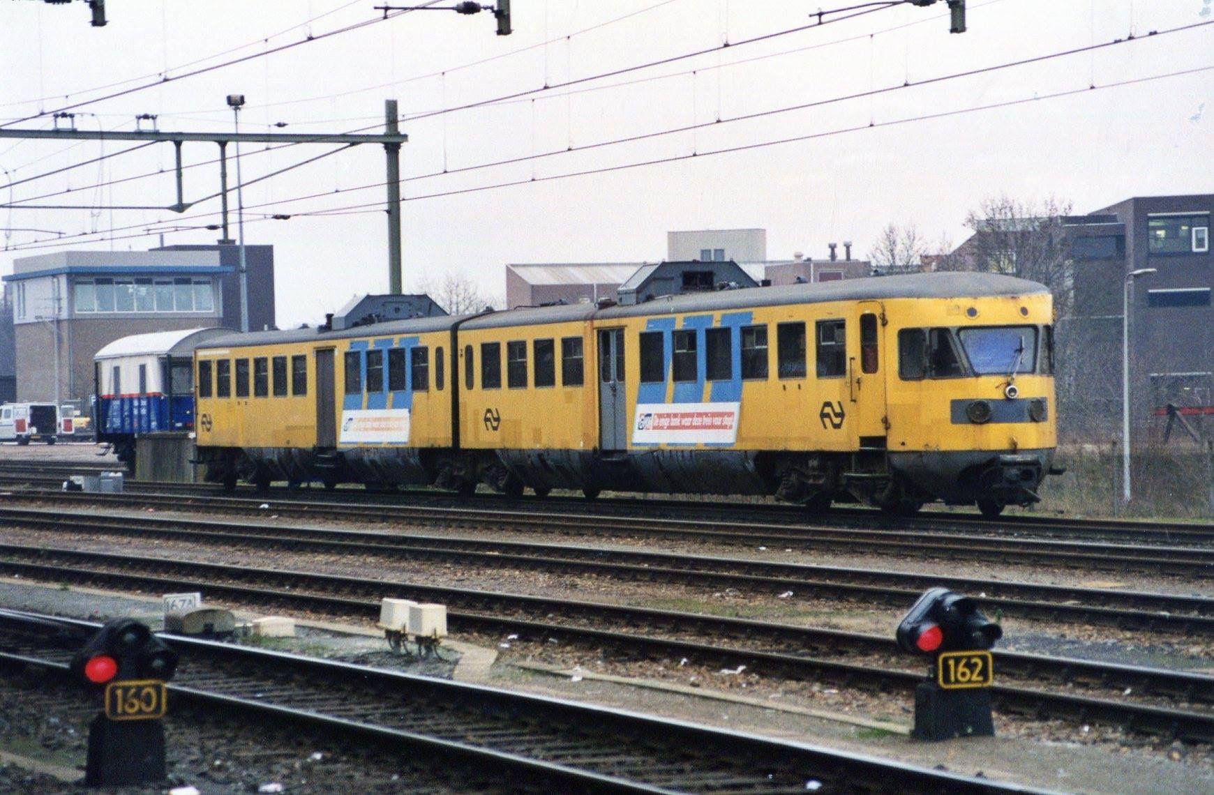 DE 164 onderdelen leverancier voor de DE 186 DE 180 Hengelo 14-01-2000