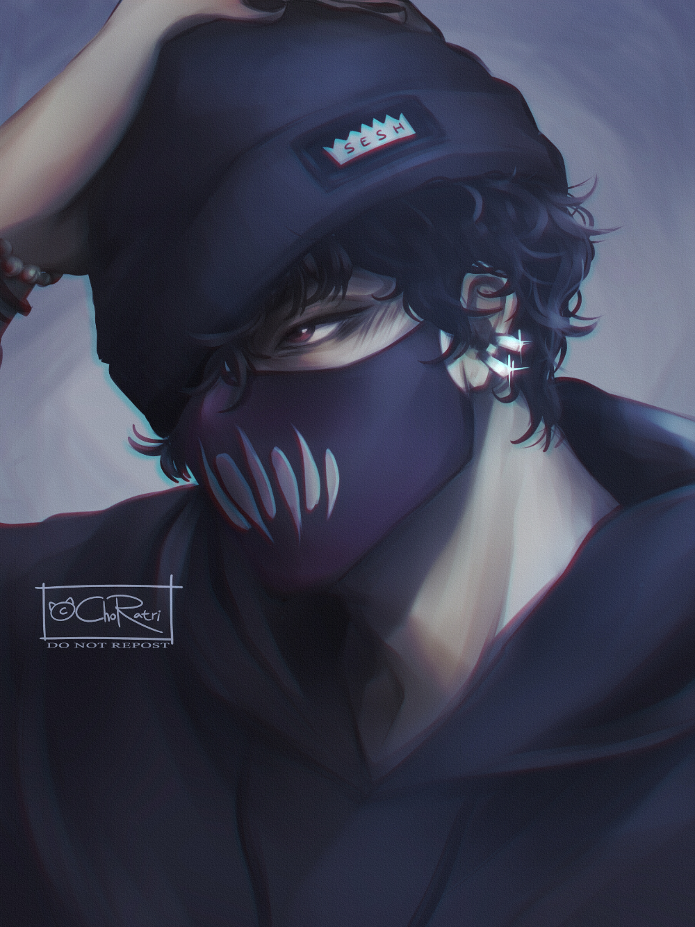 Photo of c h o ?️ Commission Open on Twitter