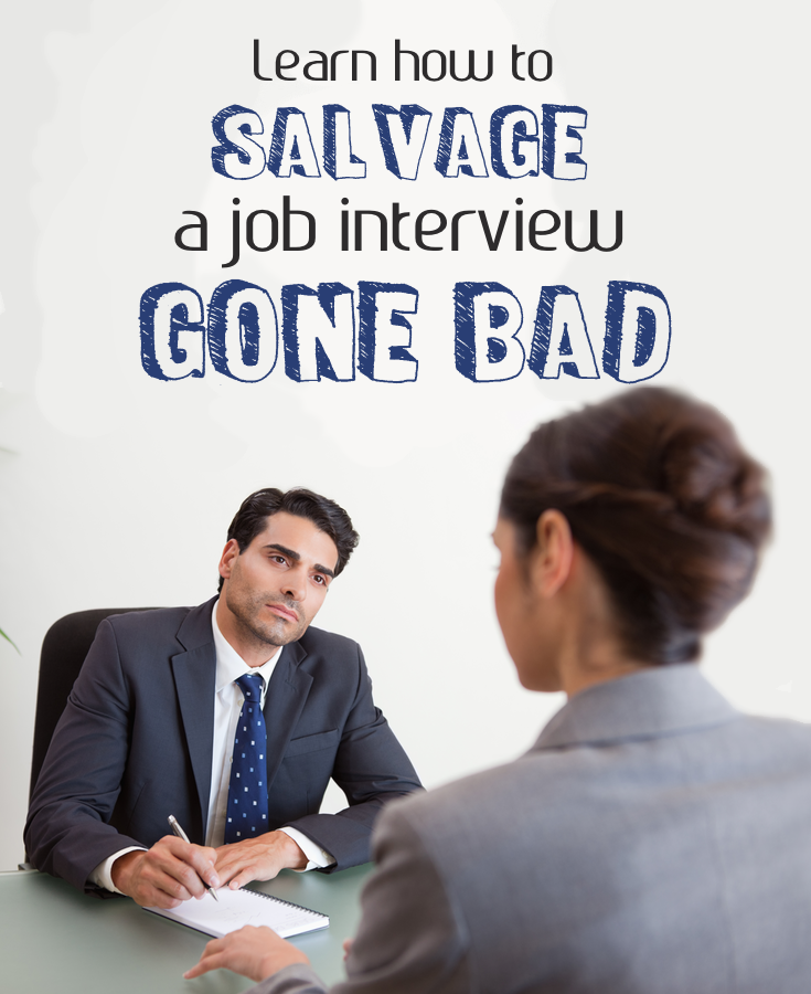 how often have you walked out of a job interview wishing you had said more - Bad Interview Now What How To Learn From A Bad Job Interview