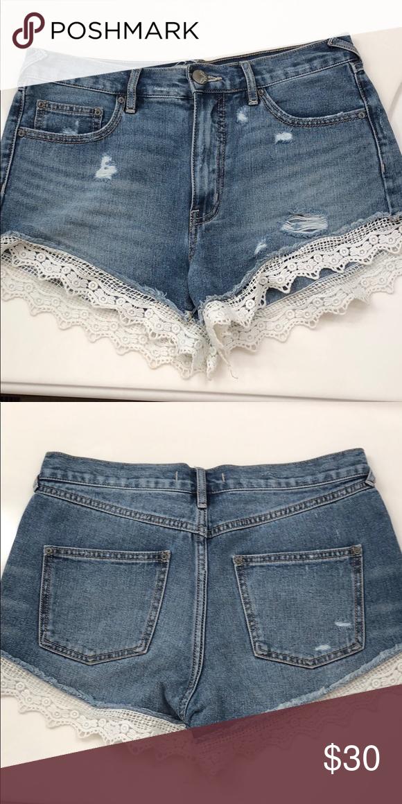 Free People Lacey Denim Cutoff Shorts Free People Lacey Denim Cutoff Shorts Free People Shorts Jean Shorts #denimcutoffshorts
