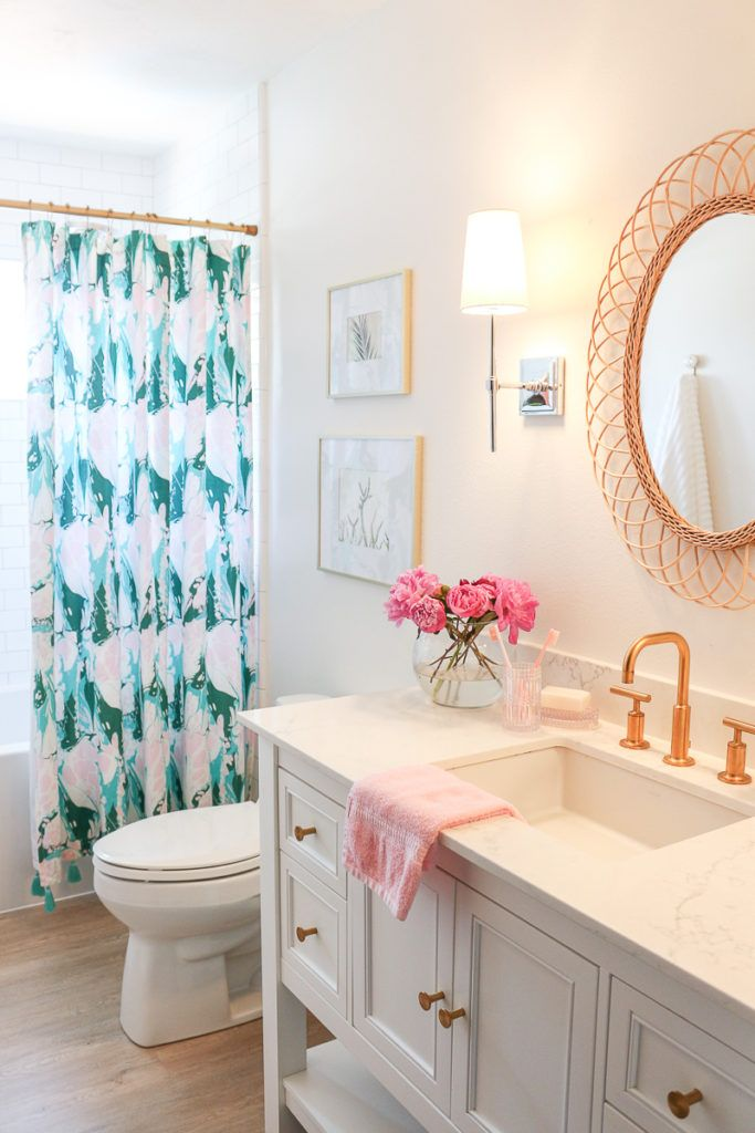 Photo of How to Update + Refresh a Bathroom: 3 Easy Ways – 1111 Light Lane