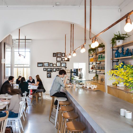 Melbourne Café's Nautical Theme Is Inspired By Its Family
