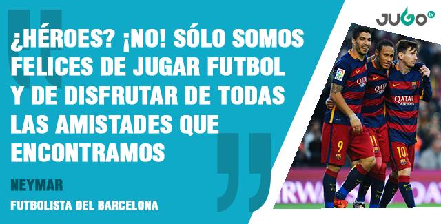Luis Suárez Barcelona #somosJUGOtv