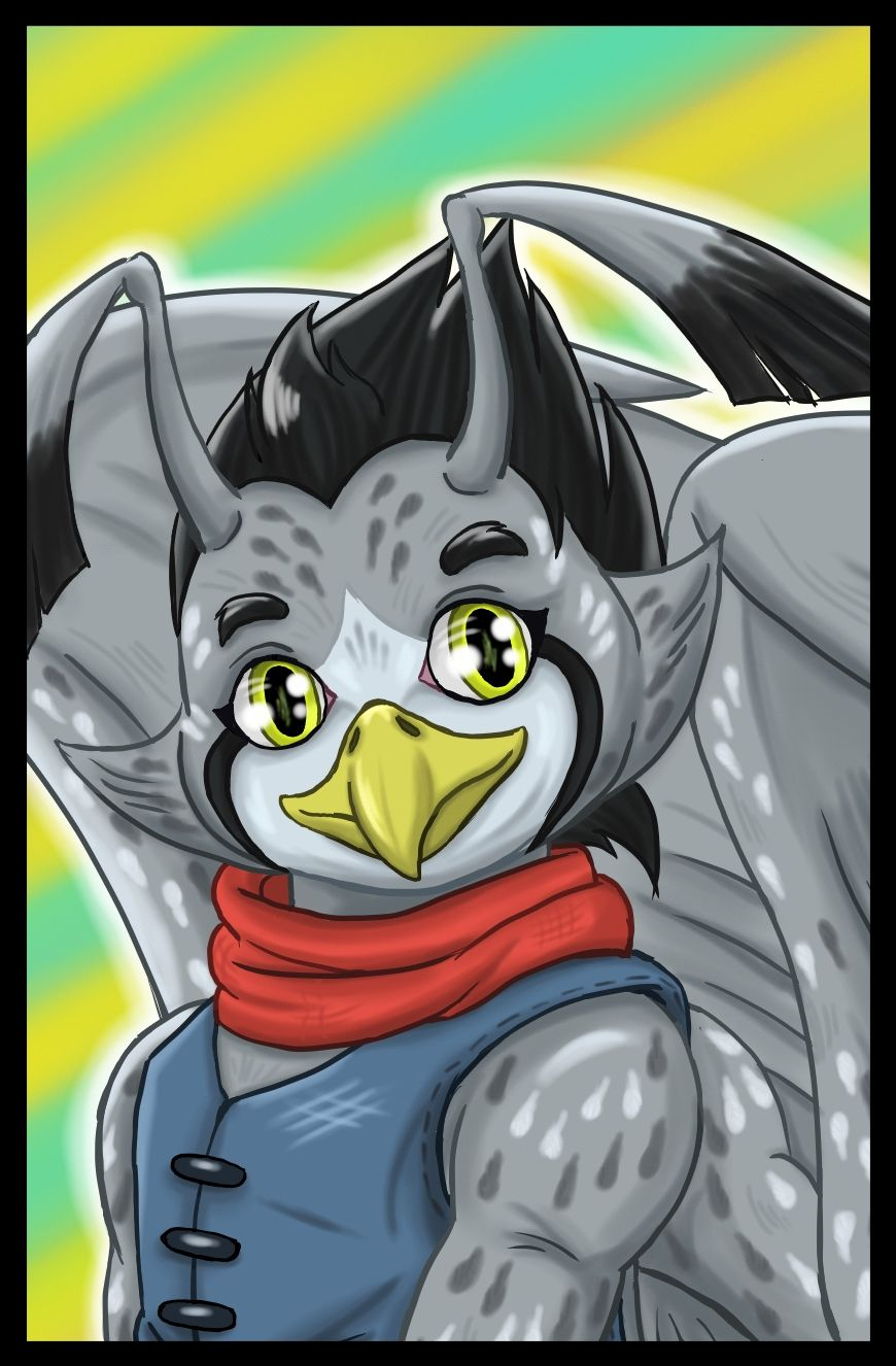 Maikor The Mifflin A Friendly, Selfless Little Avian Creature, From The  Dragon Calling