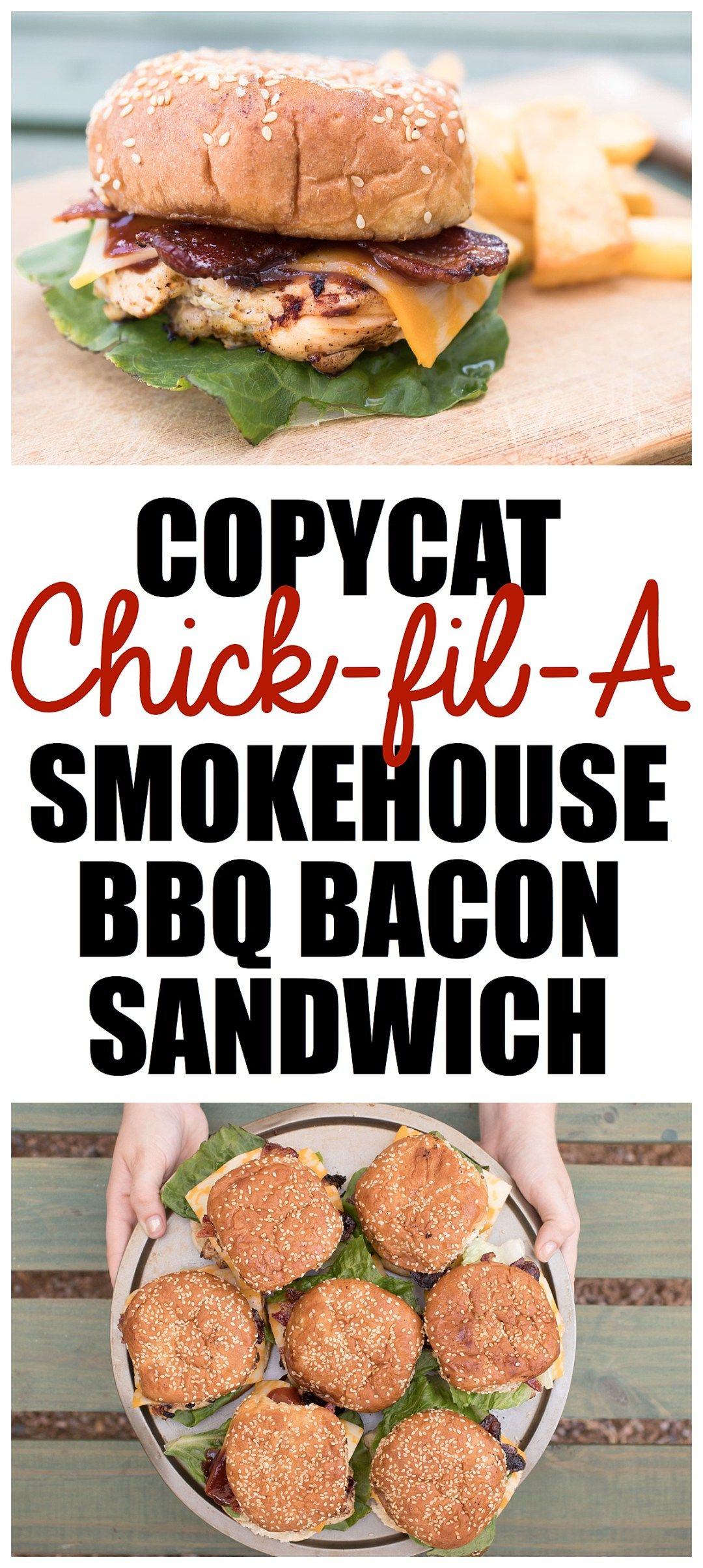 Copycat Chick Fil A Grilled Chicken Smokehouse Bbq Bacon Sandwich