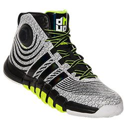 best website e6f29 c0240 Mens adidas D Howard 4 Basketball Shoes  FinishLine.com  WhiteBlack Electricity