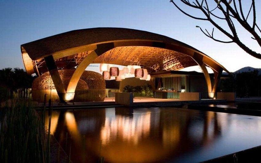 15 amazing luxury hotel lobbies around the world lobbies for Amazing hotel design