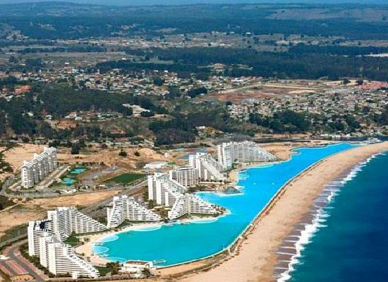 World's Largest Swimming Pool - Kiwi Kids News | (P ...