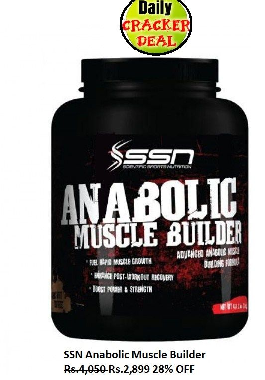 Brand: SSN Product Code: SSNMUSCLEBUILDER55lb Reward Points: 30