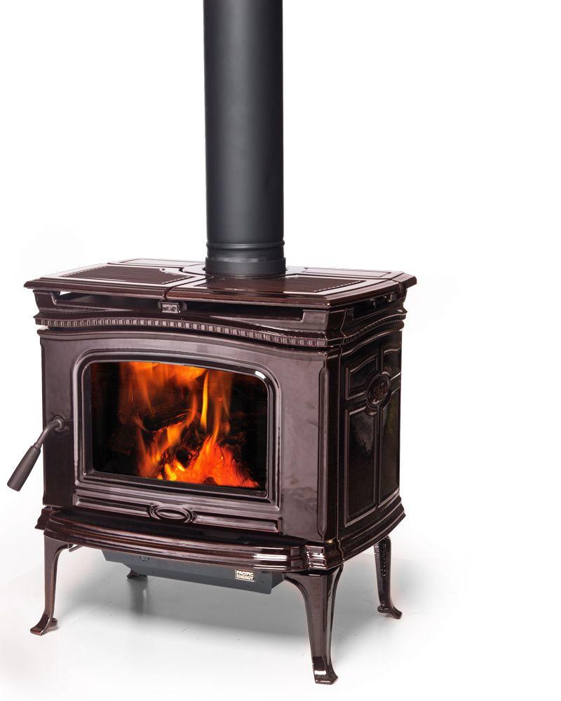 Pacific Energy Alderlea T4 Classic Comes In White Wood Stove Wood