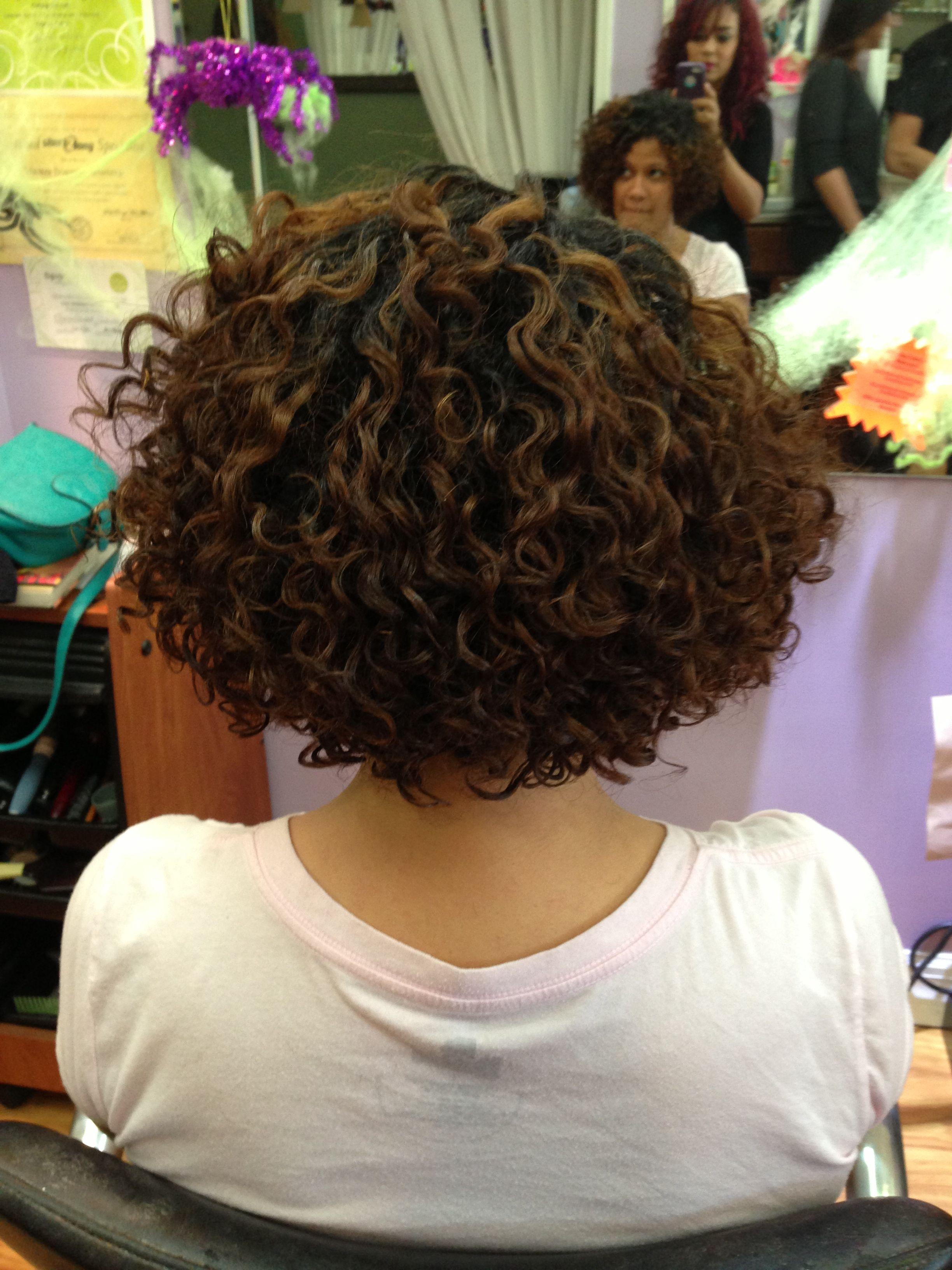 Pin by Maritza Brigantti-Armstead on Crazy curls  Curly hair