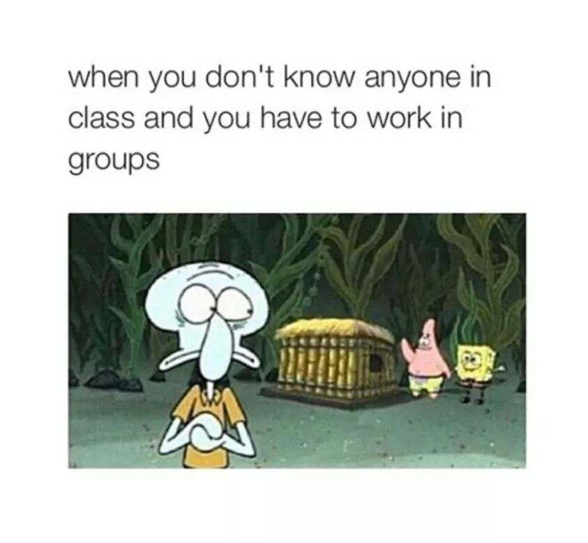 Funny Meme Quotes About School : Funny spongebob jokes and memes that will make you