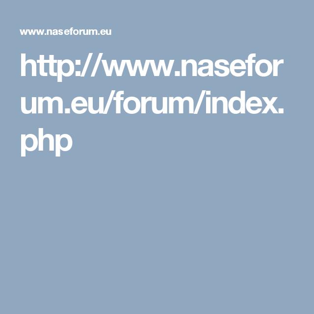 http://www.naseforum.eu/forum/index.php