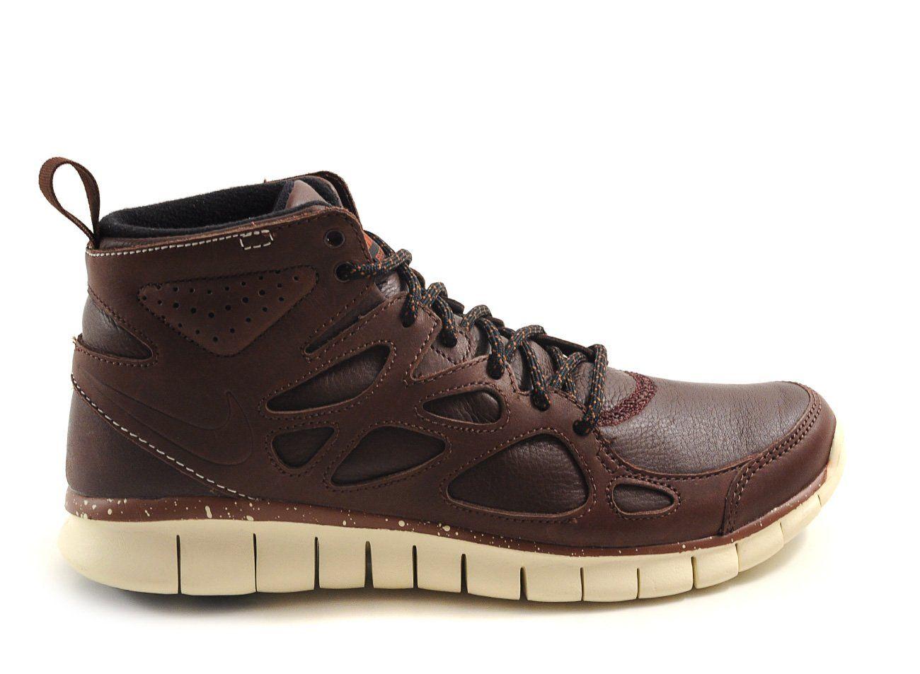Nike Free QS 2 Barkroot BrownShoe Run Sneakerboot DEIH29