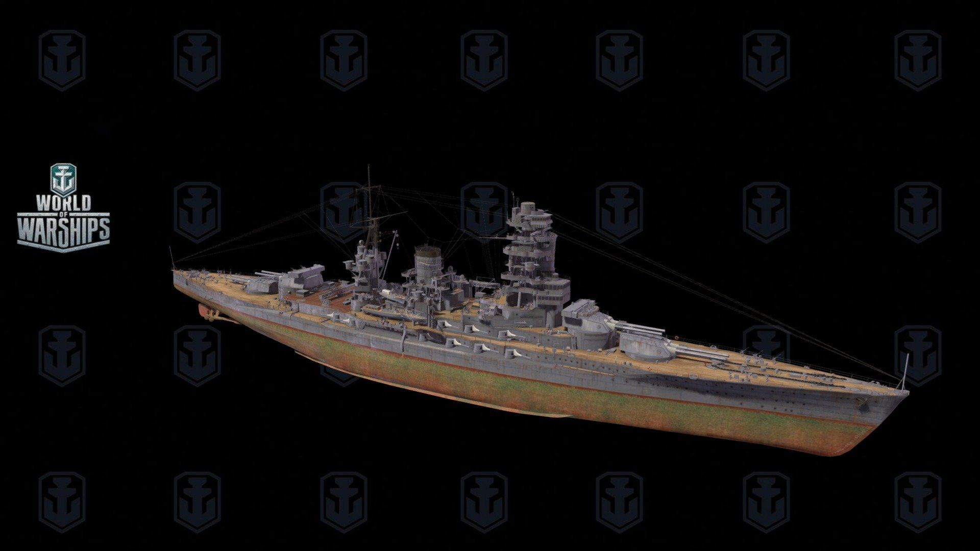 27++ Izumo battleship information