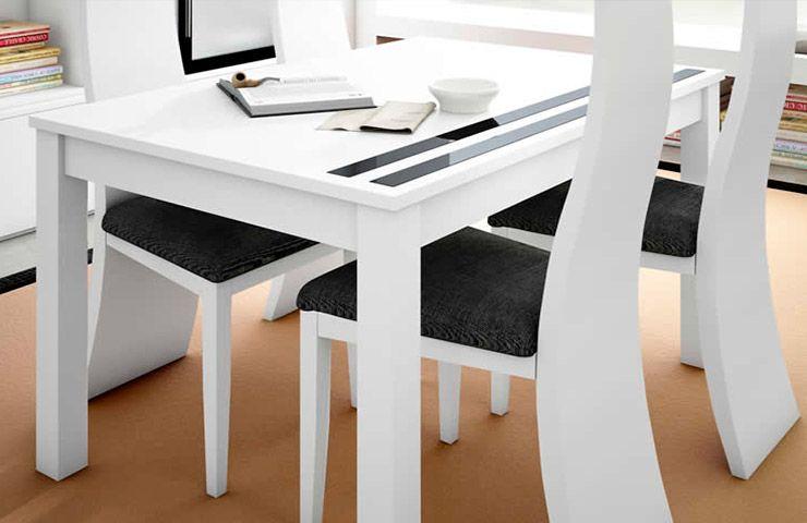 Mesas de comedor consola o extensibles? | Mesa de comedor, Mesas ...